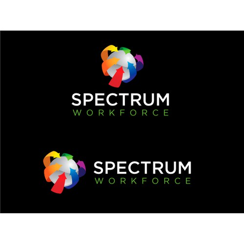 Create the next logo for Spectrum Workforce
