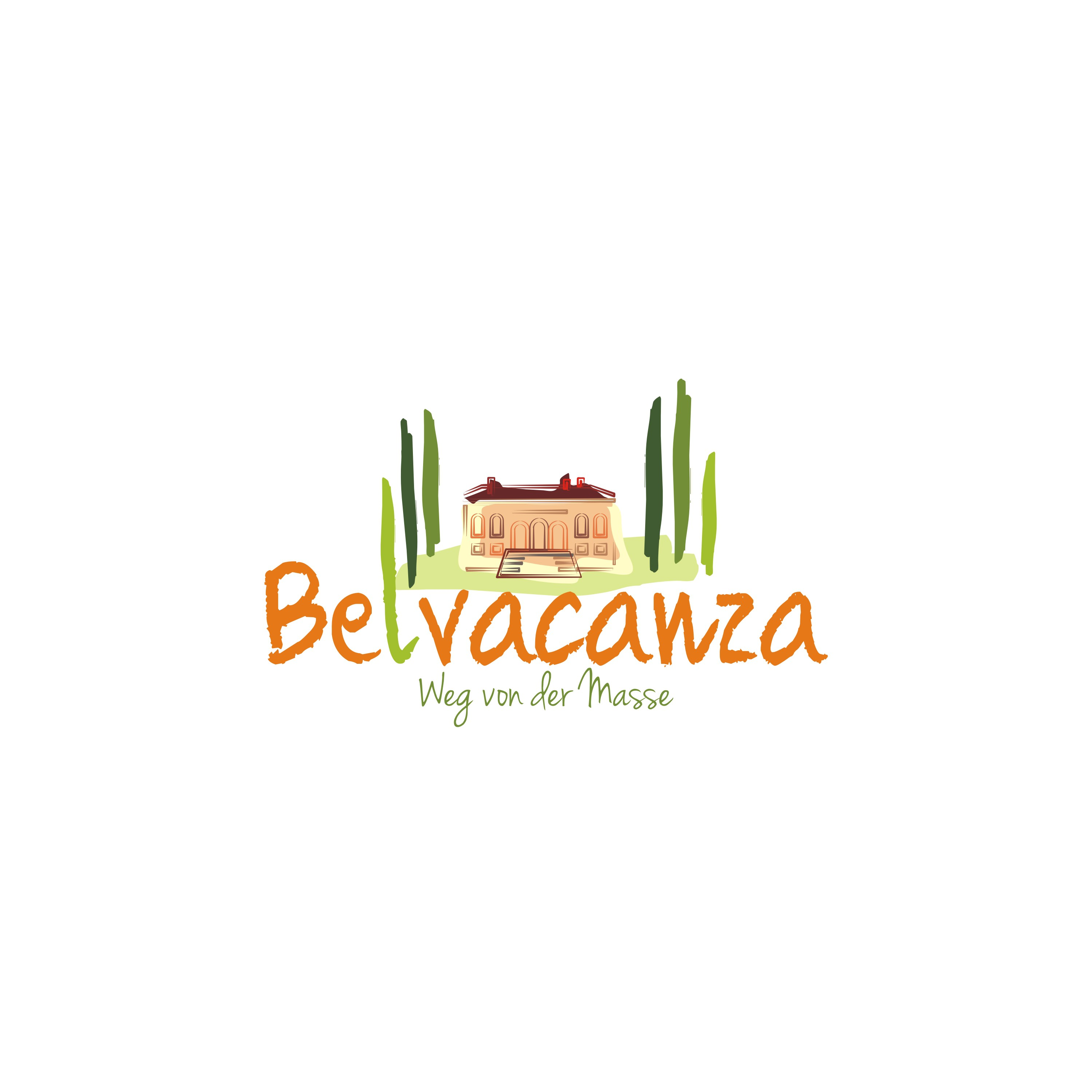 Holiday rental site for houses in Italy (Tuscany / Umbria) needs logo and icons