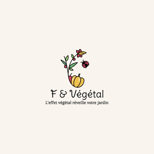Logo for a supplier of garden plants