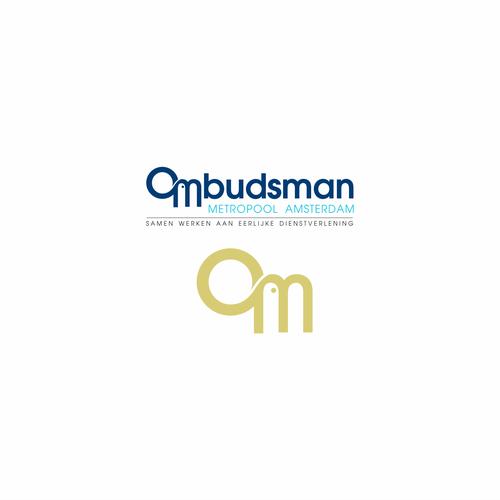 Bold Logo for Ombudsman