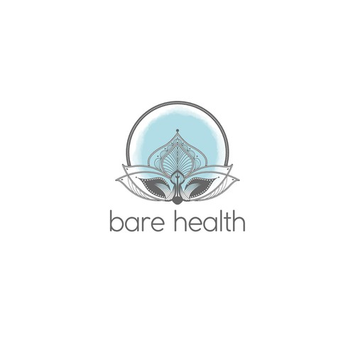 Logo for wellness and health company