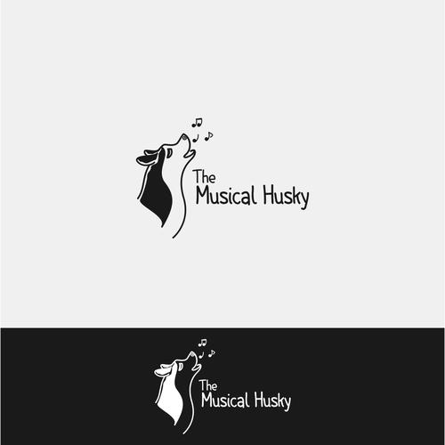 Husky Musical Logo