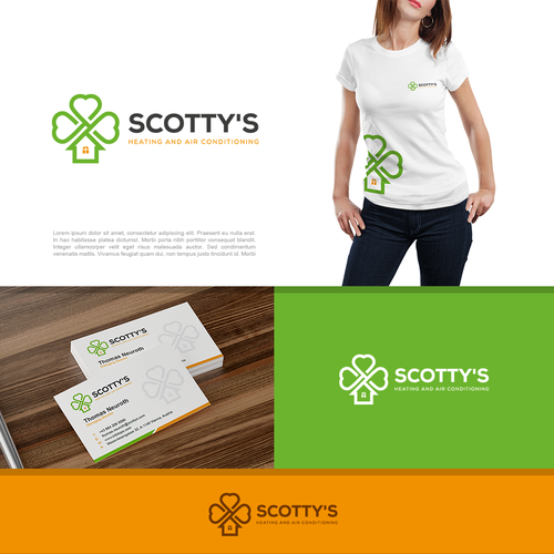Logo for Scotty`s Heating and Air Conditioning