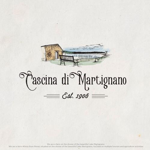 Logo for Cascina di Martignano