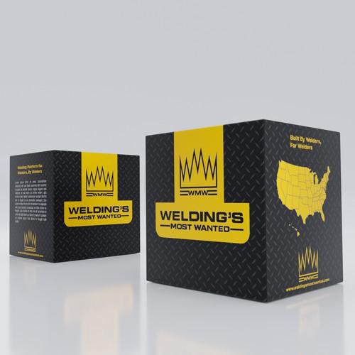 welding's packaging box