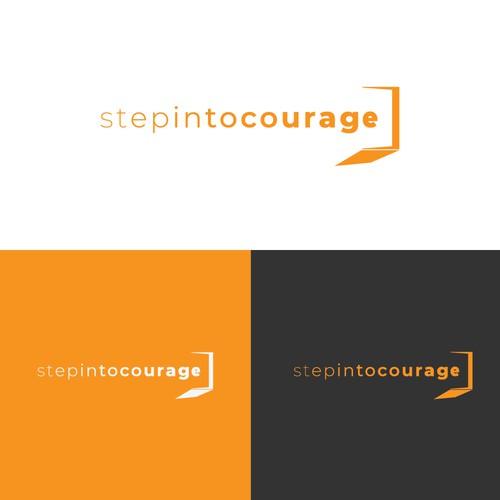 StepinCourage Logo