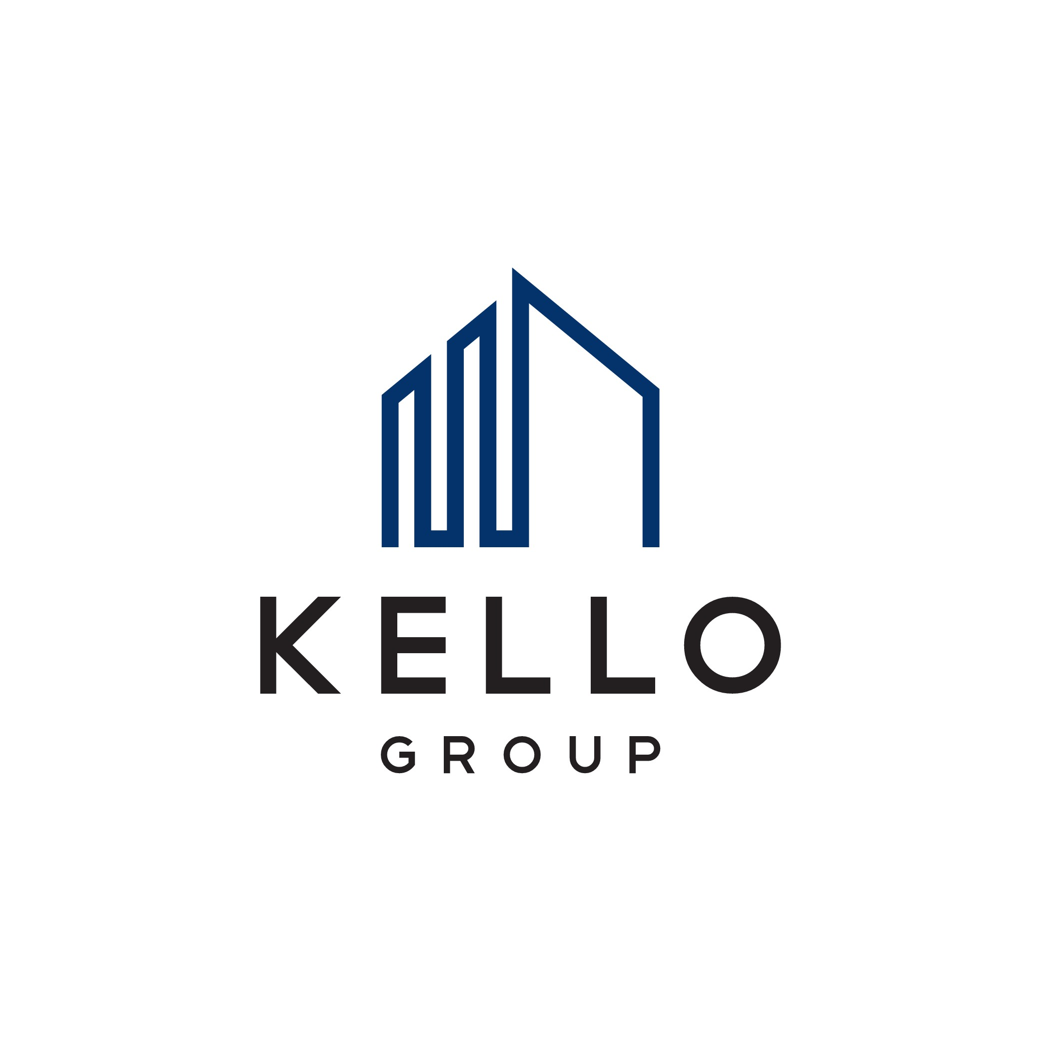 New real estate group looking for a simple abstract logo.