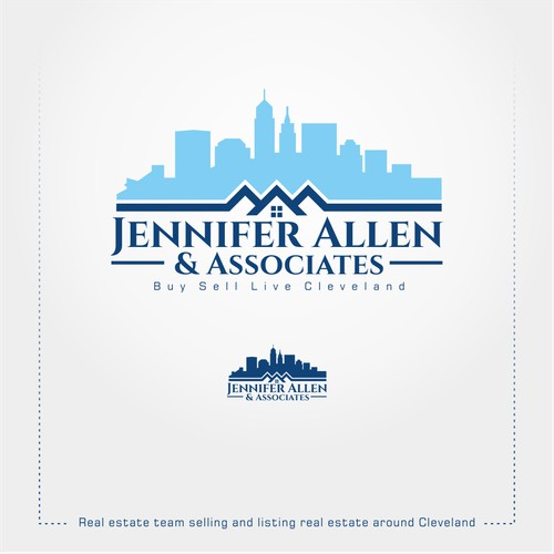 logo for Jennifer Allen