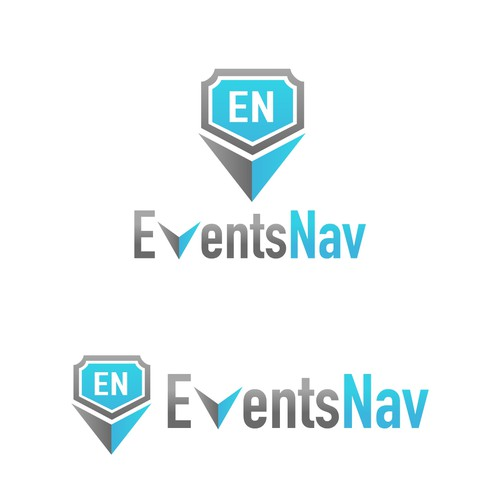 logo for Events Nav