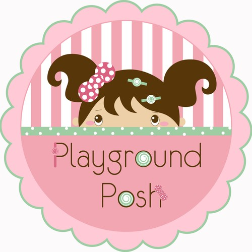 logo for Playground Posh