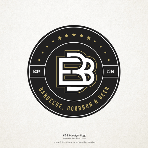Upscale Barbecue Restaurant & Sports Bar needs design for Logo