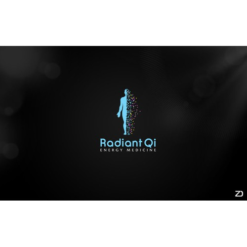 "logo for Radiant Qi ""ENERGY"""