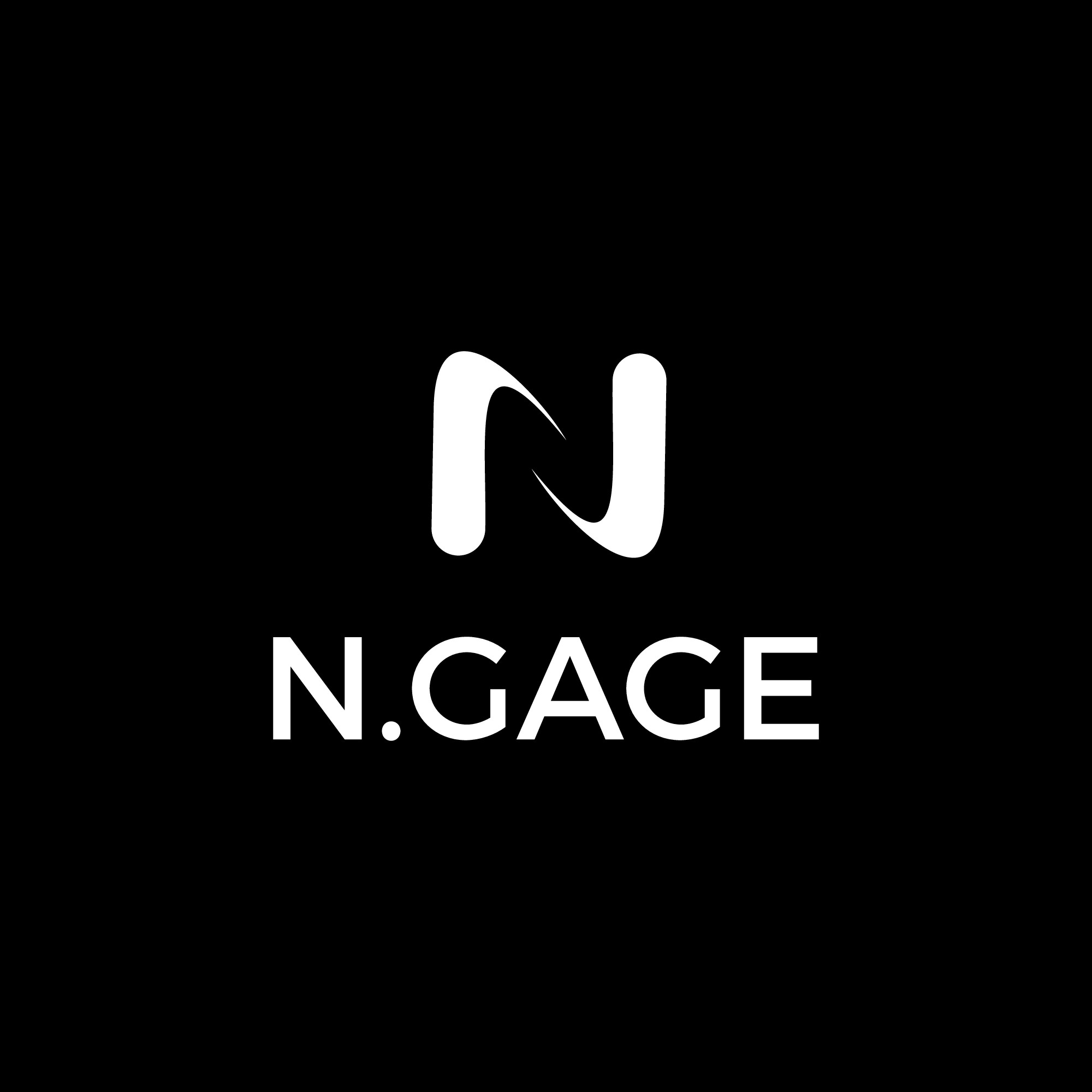 n.gage | Logo design for a digital agency