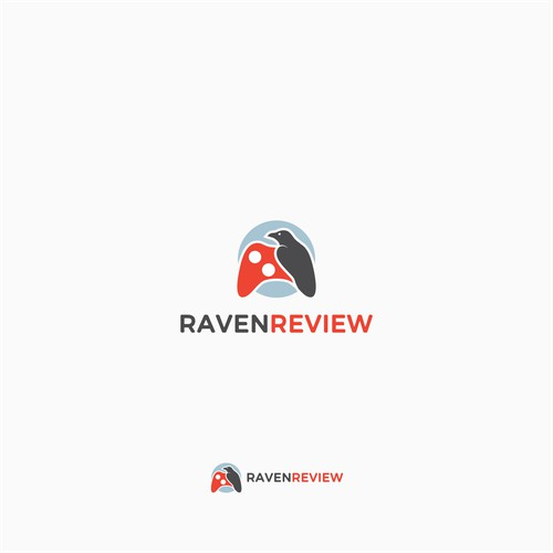 Logo for Gamer Review Site