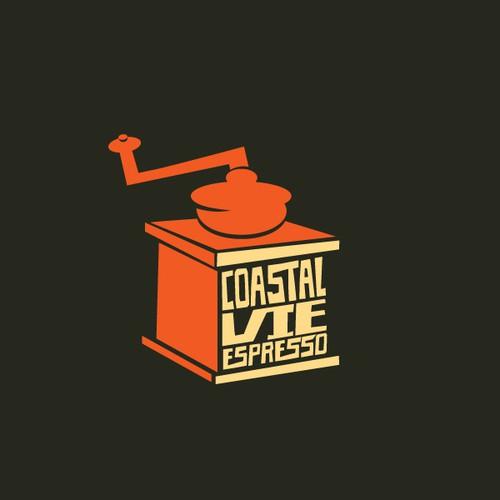 New Logo Design wanted for Coastal Vie Espresso