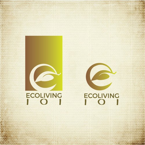 Eco friendly logo design
