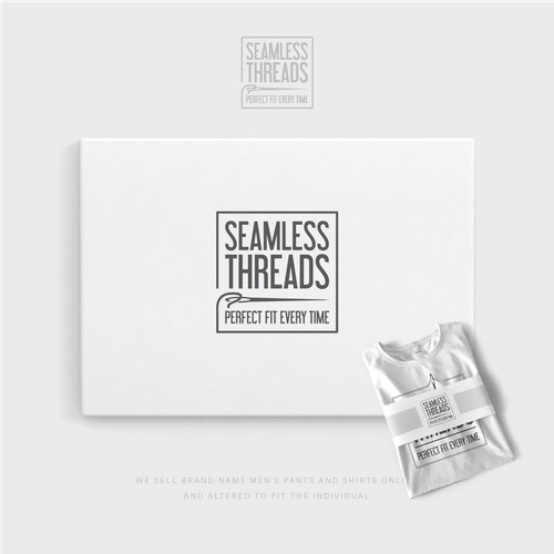 Seamless Threads Logo