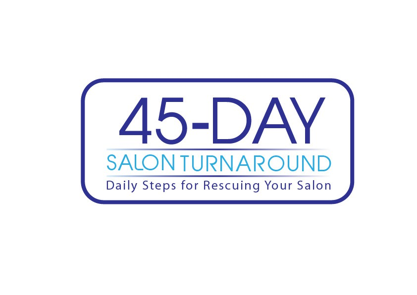 Salon Turnaround Training needs a new logo