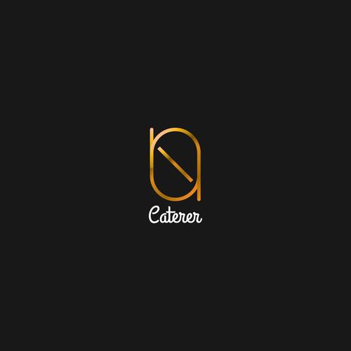 Elegant design concept for a caterer/bakery
