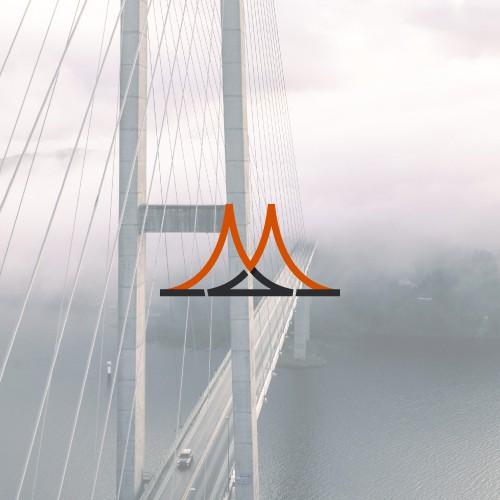 Bridge Logo for Financial