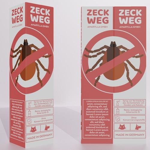Packaging Antigarrapatas