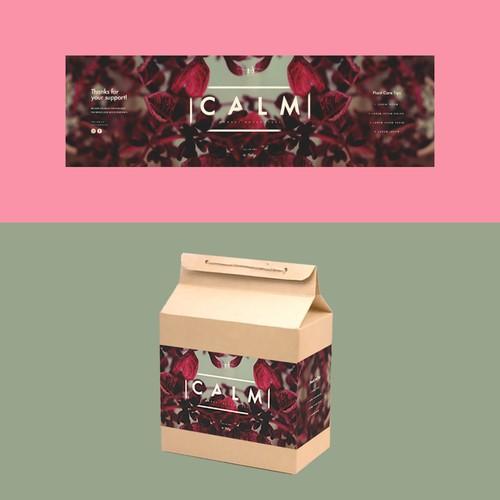 Botanical Packaging Design