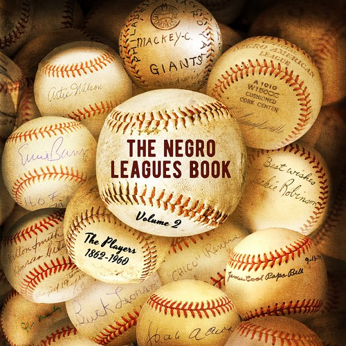 Book cover about history of baseball