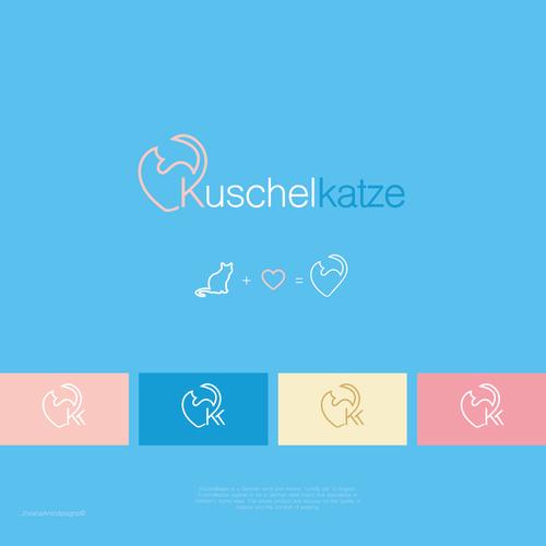 Logo for children brand