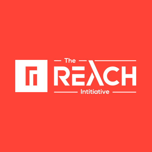 logo design for The Reach Intitiative