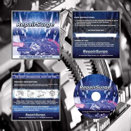 RepairSurge DVD