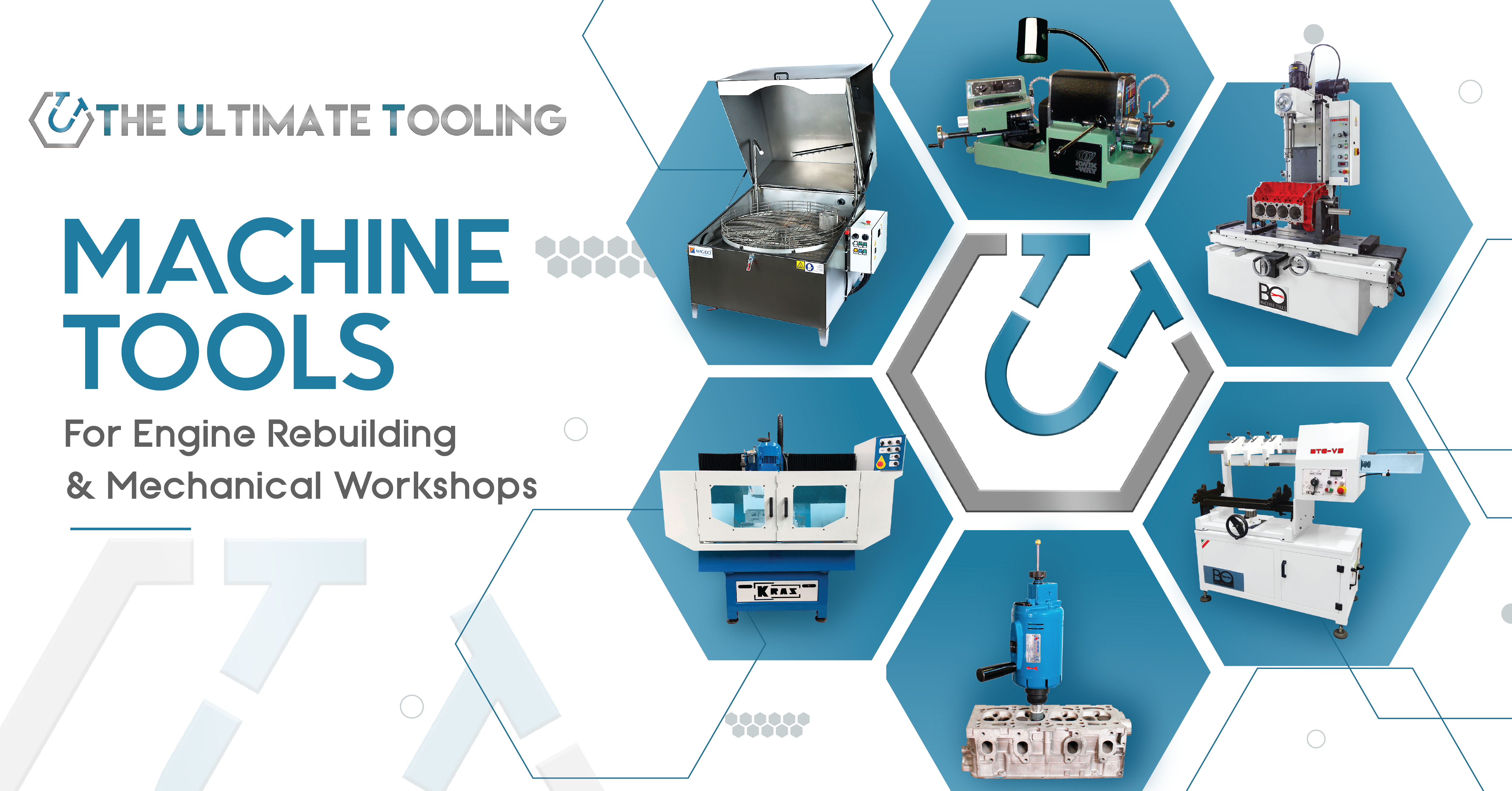 The Ultimate Tooling - Banner Industrial and Automotive Machinery Sell