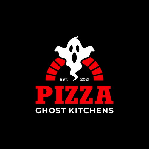 Pizza - Ghost Kitchens Logo