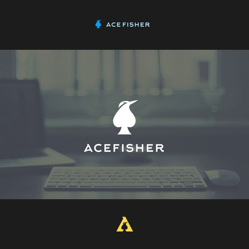 Logo design for AceFisher