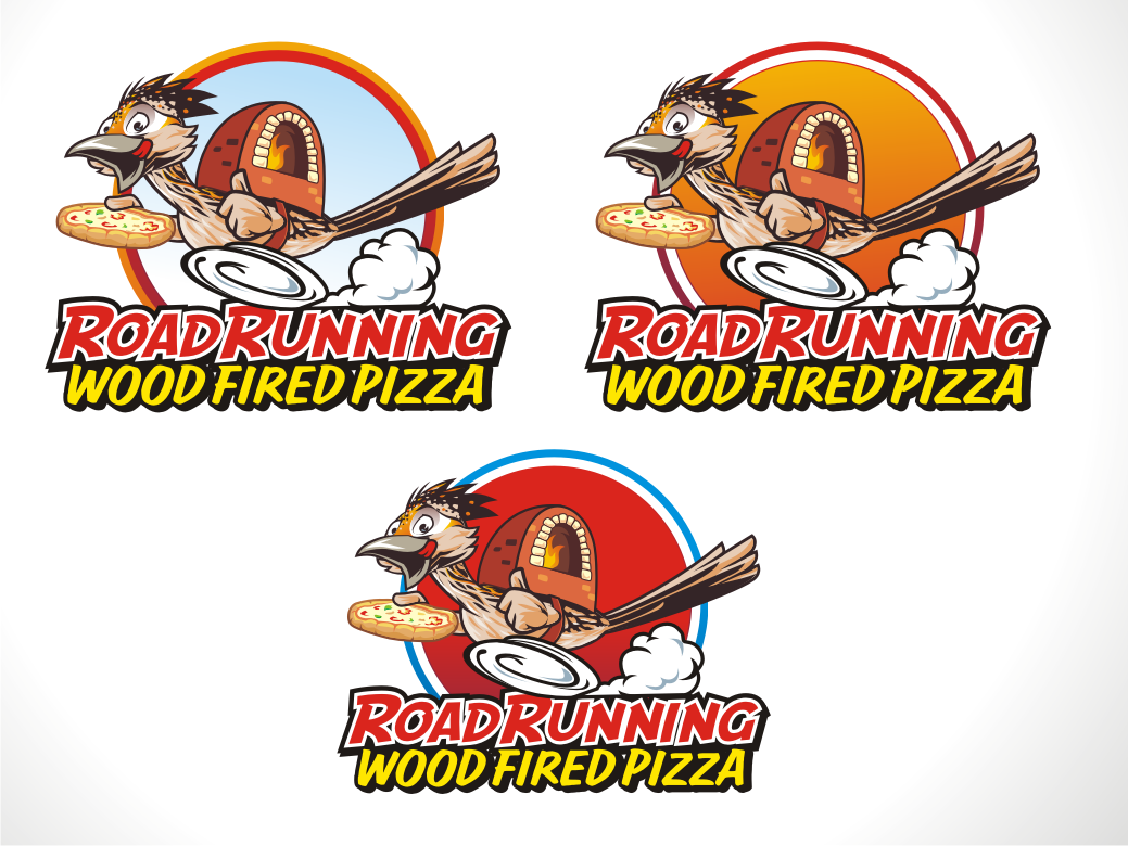 New logo wanted for Road Running Wood Fired Pizza
