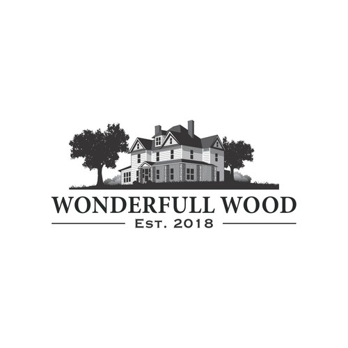 Logo For Wondefull Wood