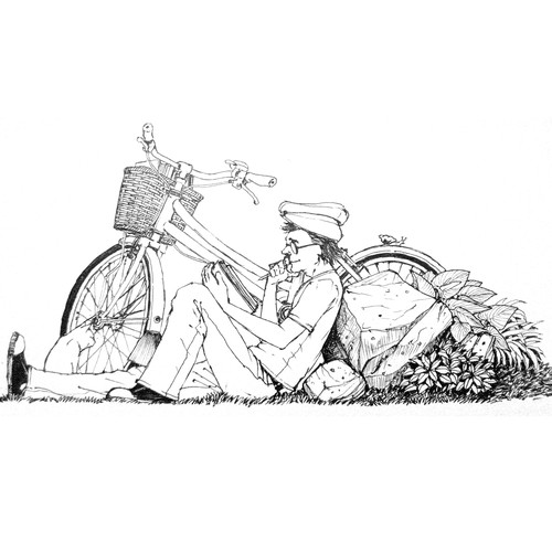 book and bike 2