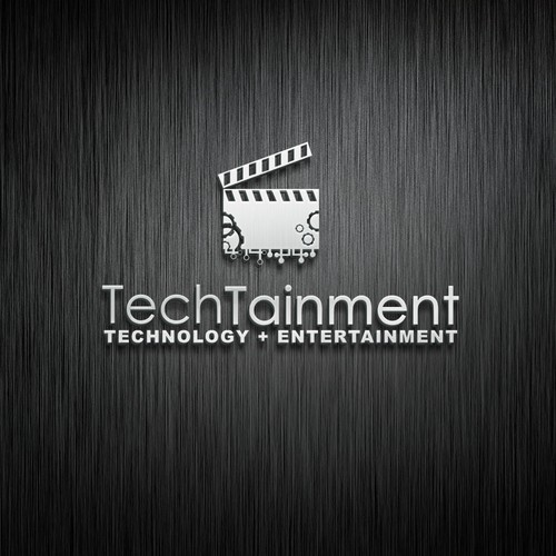 TechTainment needs a fresh, new logo!