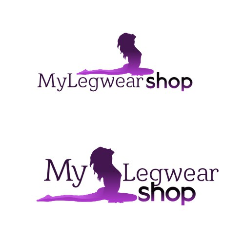 Feminine fashion-related Logo
