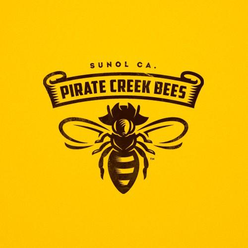 Logo for honey producers