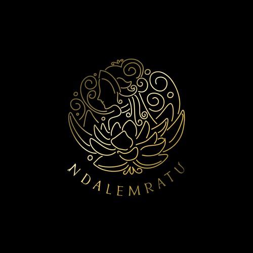 Ndalem Ratu brand identity