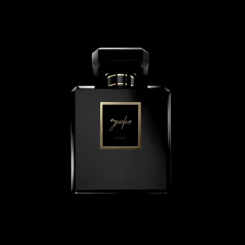 Logo Concept for a Fragrance Line