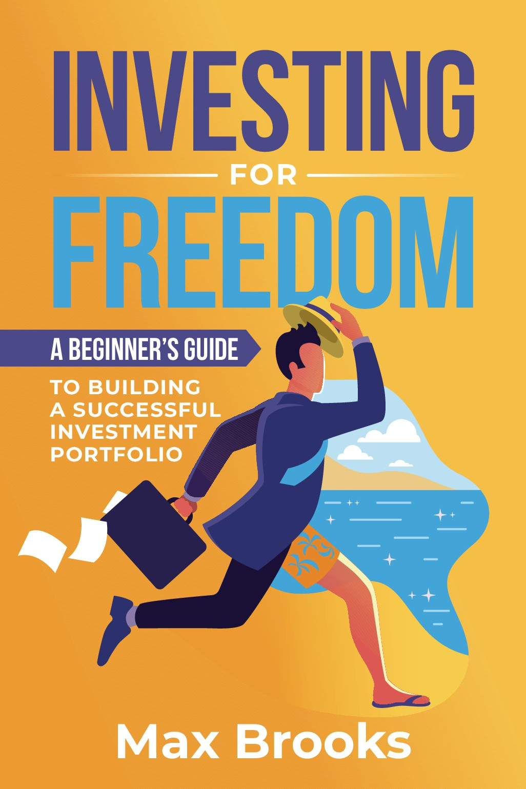 We need a stimulating, thought-provoking cover for an eBook on financial freedom & lifestyle design!