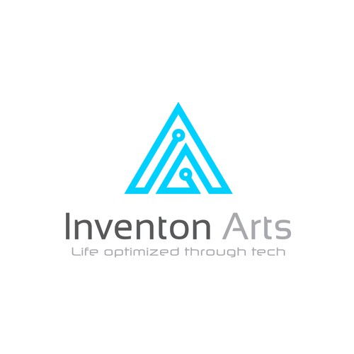 Logo Design for Invention Arts