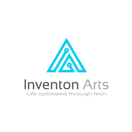 Logo Design for Invention Arts