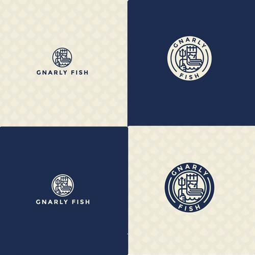 Gnarly Fish logo