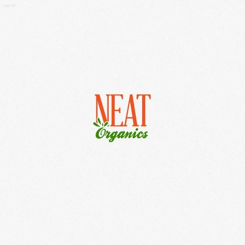 Logo Design concept for Neat Organic