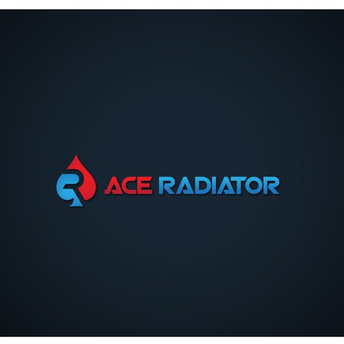 Create the next logo for Ace Radiator