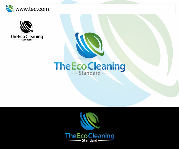 Create the next logo for The Eco Cleaning Standard