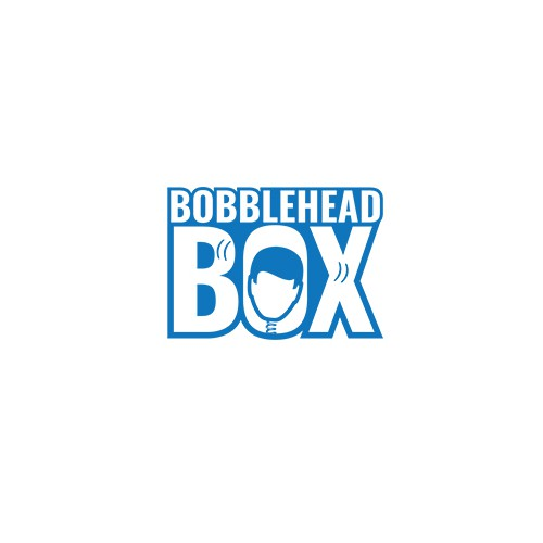 Logo design for a Bobble head toy company