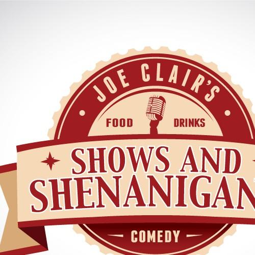 new comedy club needs  logo